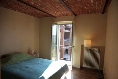 Second Double Bedroom with balcony