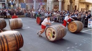 Corse di Botti, Nizza Monferrato