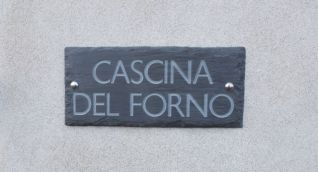 Cascina sign medium